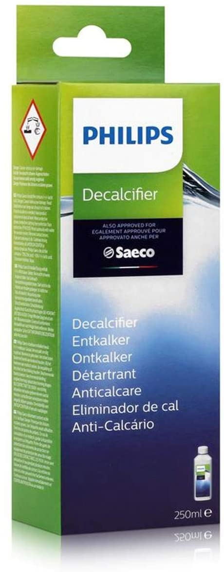 philips saeco decalcifier instructions