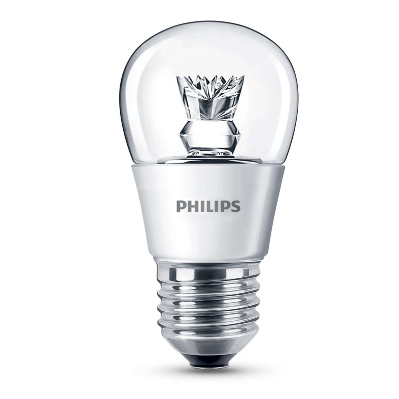 philips 2 7w 25w e14 ses warm white lustre led light bulb ebay. Black Bedroom Furniture Sets. Home Design Ideas