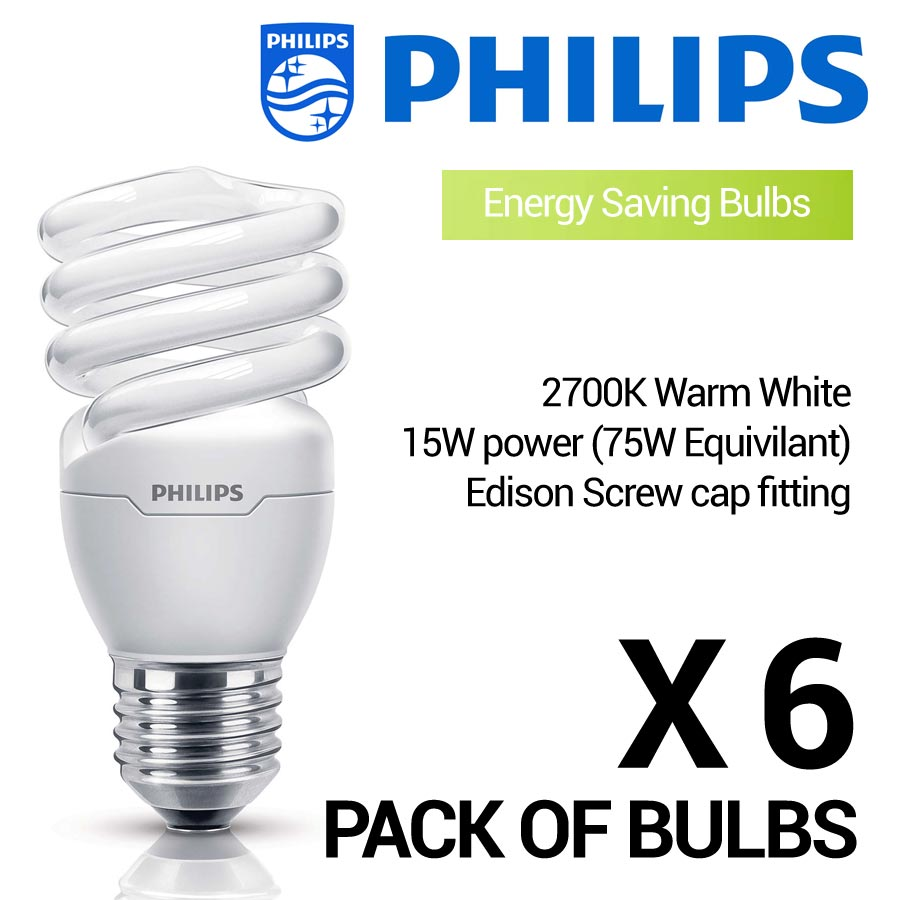 Rating Of Bulb For Main Light In Room